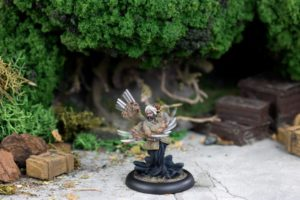 Singh Unleashed Modiphius Miniatures